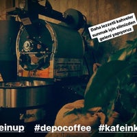 Foto tomada en Depo Coffee Roasting por Serkan Ş. el 1/5/2018