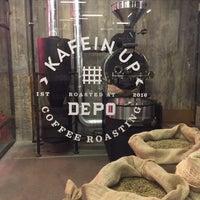 Foto tomada en Depo Coffee Roasting por Serkan Ş. el 1/25/2018