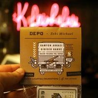 Foto tomada en Depo Coffee Roasting por Serkan Ş. el 5/14/2018