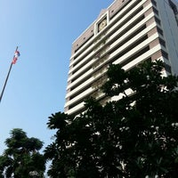 Photo taken at Bangkok University by Chitralada P. on 10/12/2012