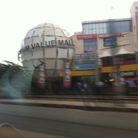 Photo taken at The Forum Value Mall by Keerthi Jai R. on 12/19/2012