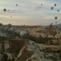 Photo taken at Rose Valley by Oya Ç. on 10/6/2012