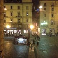 Photo taken at Bar La Linea by Luca on 10/19/2012