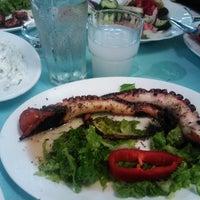 7/19/2014 tarihinde Neli I.ziyaretçi tarafından Ψαροταβερνα Κουκλις / Kouklis Restaurant'de çekilen fotoğraf