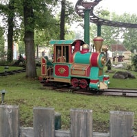 Photo taken at Le Petit Train by Tanguy I. on 6/19/2013