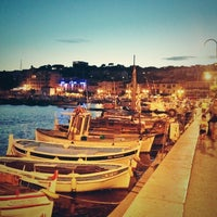 Photo taken at Port de Cassis by Florent G. on 6/28/2013