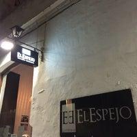 Foto diambil di El Espejo Gastrobar oleh Antonio pada 8/13/2016