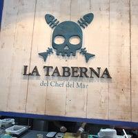 10/13/2017에 Antonio님이 La Taberna del Chef del Mar에서 찍은 사진