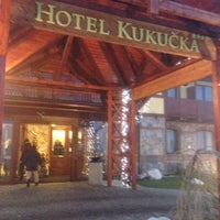 Photo taken at Kukucka Mountain Hotel by Kosta on 1/4/2014