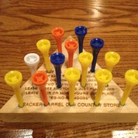 Photo taken at Cracker Barrel Old Country Store by Todd P. on 1/24/2013