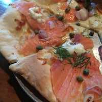 Photo taken at Pizza Pazza by Amm H. on 9/5/2014