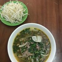 Photo taken at Bún Bò Huế Phước Tài by Miu on 2/23/2018