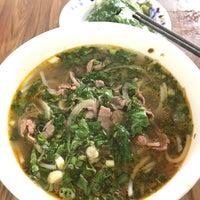 Photo taken at Bún Bò Huế Phước Tài by Miu on 9/1/2017