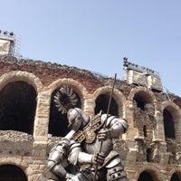Foto scattata a Arena di Verona da Valya 🌟✨ il 5/1/2013