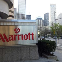 Photo taken at Toronto Marriott Downtown Eaton Centre Hotel by Fabio T. on 5/2/2013