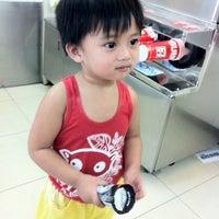 Photo taken at 7-11 San Isidro by Lee Jane L. on 12/6/2012