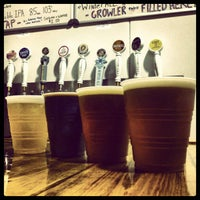 Photo taken at Rivertown Brewery & Barrel House by Beer M. on 1/24/2013