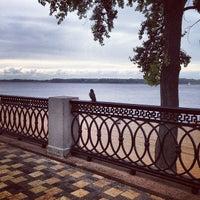 Снимок сделан в Набережная (3-я очередь) пользователем Olga D. 6/22/2013