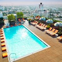Photo taken at Andaz West Hollywood by Andaz West Hollywood on 6/18/2014