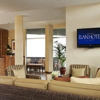 Photo taken at Elan Hotel by Elan Hotel on 12/18/2013
