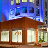 Photo taken at Fairfield Inn & Suites By Marriott New York Brooklyn by Fairfield Inn on 2/24/2014