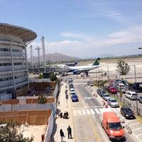 Photo taken at Comodoro Arturo Merino Benitez International Airport (SCL) by Roberto A. on 11/24/2013