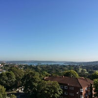 Photo taken at Bellevue Hill by Natalia on 10/10/2014