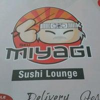 Foto tirada no(a) Seu Miyagi Sushi Lounge por Vânia M. em 9/14/2012
