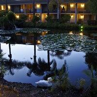 Photo taken at Ramada Santa Barbara by Ramada on 3/12/2014