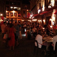Photo taken at BEVO Bar + Pizzeria by Eric B. on 7/13/2013
