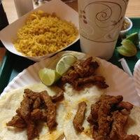Photo taken at Nikki's Burrito Express by Elsa M. on 3/7/2013