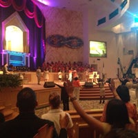 Photo taken at Faith Fellowship World Outreach Center by Luiz Claudio S. on 8/11/2013