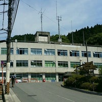 Photo taken at Kesennuma City Hall by 名無し@わん氏 on 7/12/2015