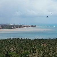 Foto tirada no(a) Mirante da Praia do Gunga por João Roberto G. em 10/20/2012