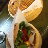Photo prise au Shiso Burger par Emily S. le6/17/2013
