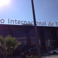 Photo taken at Aeropuerto Internacional de Tijuana (TIJ) by K-lliTa on 11/2/2012