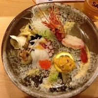 Photo taken at Sushi Yasu by Jerry W. on 9/30/2012