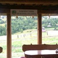 Photo taken at Narodny Park Muranska Planina by Adriána M. on 8/14/2013