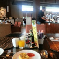Photo taken at Square restaurant, novotel Balikpapan by Fuad S. on 10/31/2012