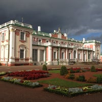 Photo taken at Kadriorg Palace by Maria R. on 9/30/2012