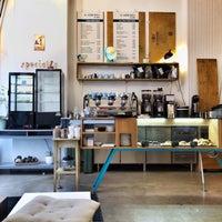 Photo taken at K. LIEBLINGs Café / Coffee Profilers by Monika on 1/16/2018