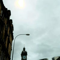 Photo taken at Glasgow Cross by Cemil on 12/20/2016