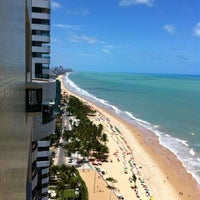 Photo taken at Hotel Blue Tree Towers Recife by Flavio S. on 10/20/2012