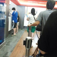 Photo taken at Singapore Post by Ida A. on 1/11/2014