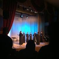 Снимок сделан в ЦКиОМ пользователем Анна 3/13/2013
