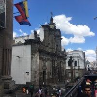 Photo taken at Fundación Iglesia De La Compañía by Erika on 12/6/2017