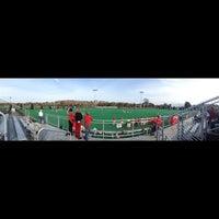 10/27/2012 tarihinde Chrisziyaretçi tarafından Jordan Field'de çekilen fotoğraf