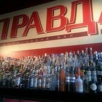 Foto scattata a Pravda Vodka Bar da Daniele K. il 7/11/2013