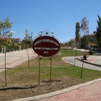 Photo taken at mehmet istanbullu parki by Melih I. on 9/15/2013