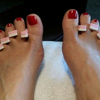 Photo taken at Creative Nails by Beth N. on 4/3/2014